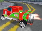 3d Jet Truck