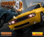 3d Russian Road R...