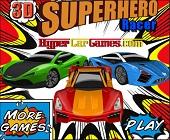 3d Superhero Race...