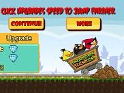 Angrybirds Dangerous Railroad