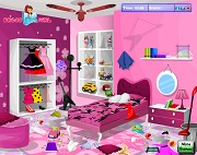 Barbie Bedroom Cl...