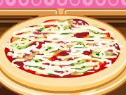 Chef Barbie Pizza...