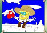 Cowboy Spongebob ...