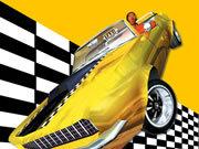 Crazy Taxi Jump