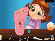 Denis Foot Surgery