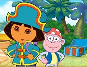 Dora Pirate Boat