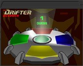 Drifter Decoder