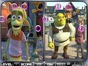 Find Copy Shrek