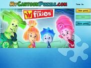 Fixies Puzzles