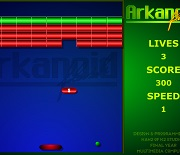 Flash Arkanoid