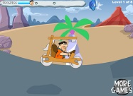 Flintstones Race