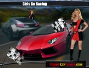 Girls Go Racing