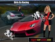 Girls Go Racing
