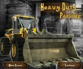 Heavy Duty Parkin...