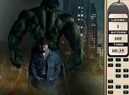 Hulk Find Numbers...