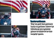 Iron Man 3 Puzzle...