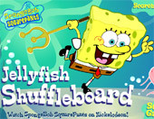 Jellyfish Shuffle...