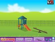 Kids Playground Decor