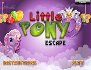 Little Pony Escap...