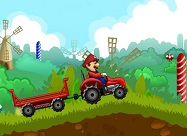 Mario Mushroo Farm