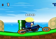 Mario Sonic Racin...