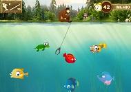 Masha Bear Fishin...