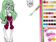 Monster High Colo...