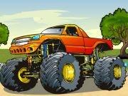 Monster Truck Jam...