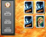 Naruto Memory Mat...