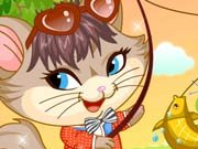 Naughty Kitten Li...