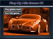 Pimp My Alfa 8c