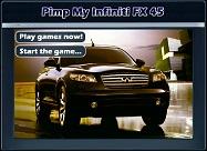 Pimp My Infiniti ...