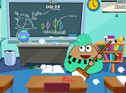 Pou Classroom Cle...