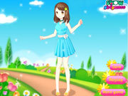 Pure Girl Dressup...