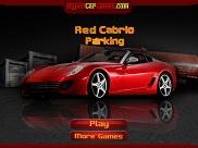 Red Cabrio Parkin...