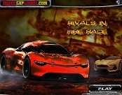 Rivals In Fire Ra...