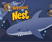 Scooby Doo Neptun...