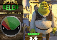 Shrek Burp Game