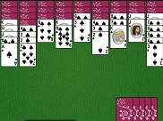 Spider Solitaire ...