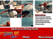 Spiderman Puzzles...
