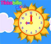 Tikka Billa Clock...