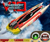 V10 Powerboat Rac...